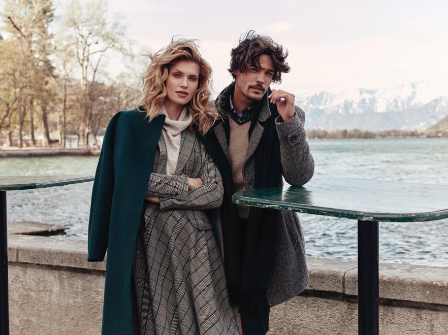 Kampania kolekcji Lavard jesień/zima 2019/2020
