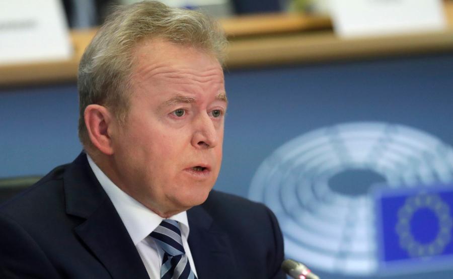 Janusz Wojciechowski w PE