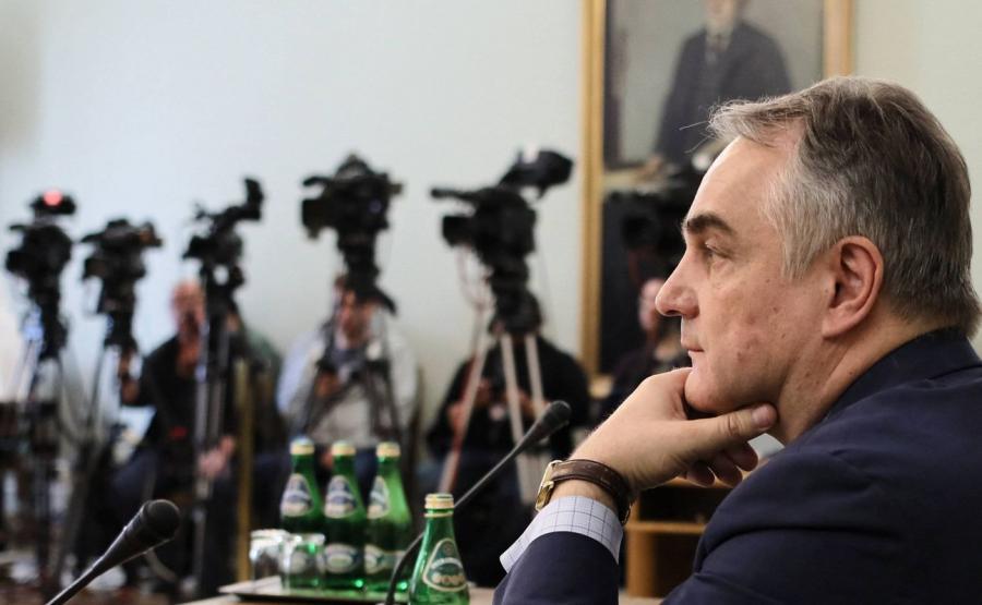 Waldemar Pawlak, kandydat opozycji do Senatu