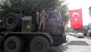 Turecka armia