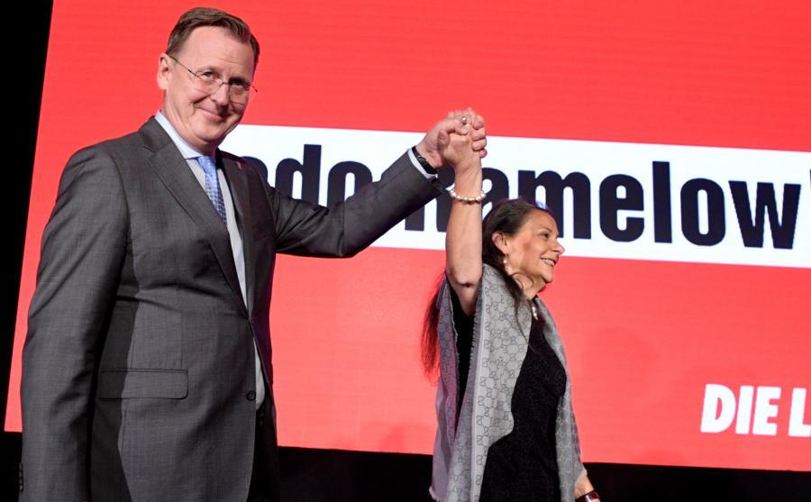 Wybory w Turyngii