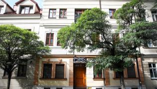Kraków, ulica Krasickiego. Kamienica Mariana Banasia