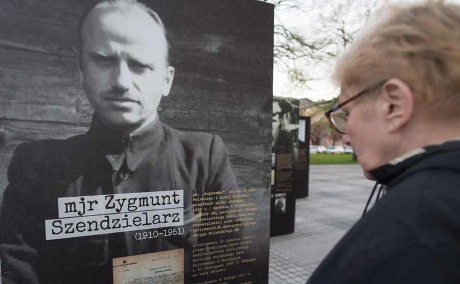 Mjr Zygmunt Szendzielarz \