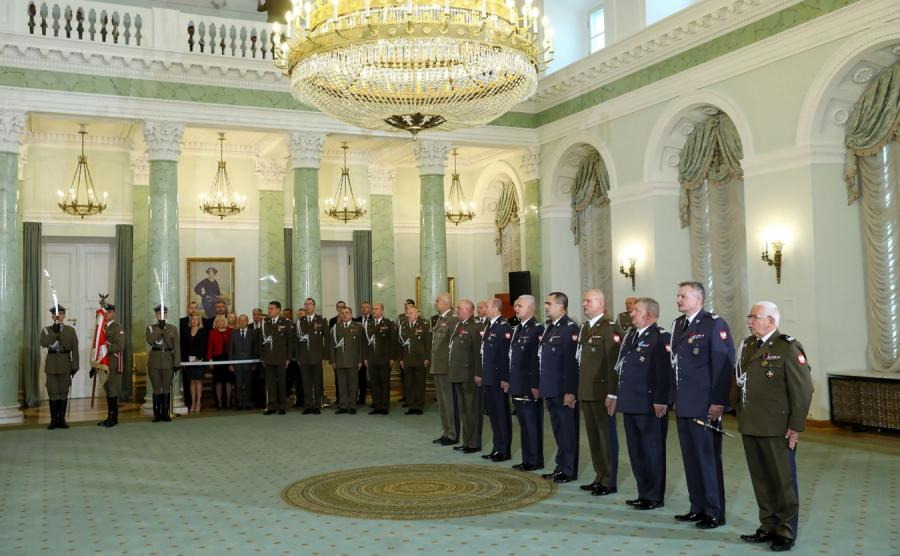 Nominacje generalskie
