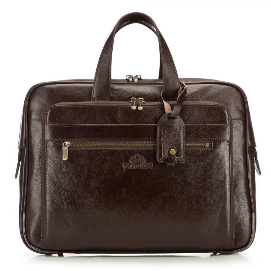Elegancka skórzana torba na laptopa marki WITTCHEN – do kupienia z odroczoną płatnością. https://www.wittchen.com/torba-na-laptopa,p1212799#885422