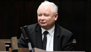 Jarosław Kaczyński szef PiS