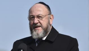 Naczelny rabin Wielkiej Brytanii