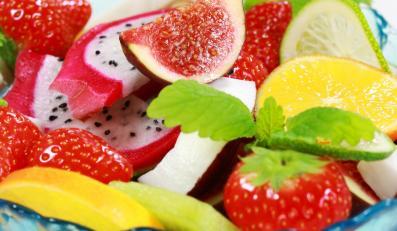 Zdrowie zaklęte w owocu