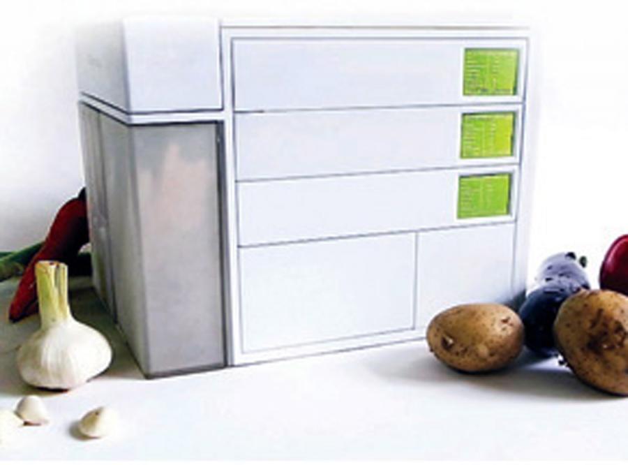 Osobista Mini Kuchnia Electrolux to projekt designera Kai Yu