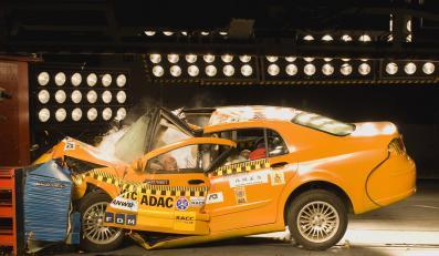 Oto samochód niebezpieczny dla życia!