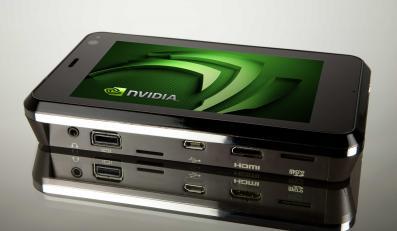 APX 2500- procesor nVidii wyznacza nowy standard jakości w grafice dla PDA