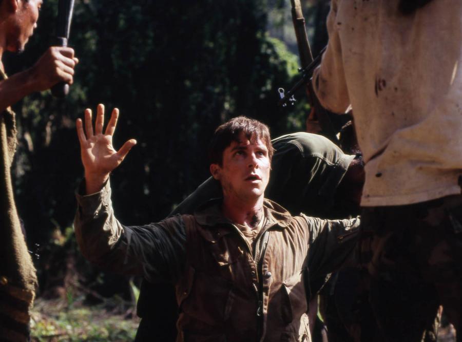 "Christian Bale –""Operacja Świt"""