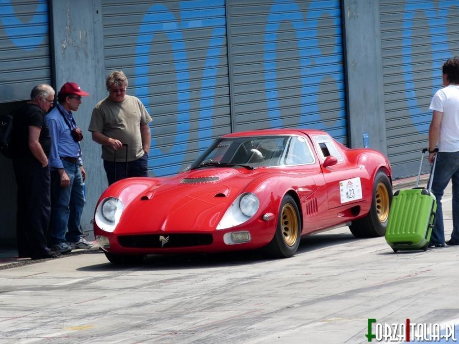 Tajemnicza Alfa Romeo