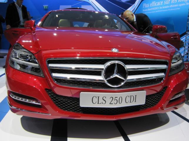 Nowy Mercedes-Benz CLS