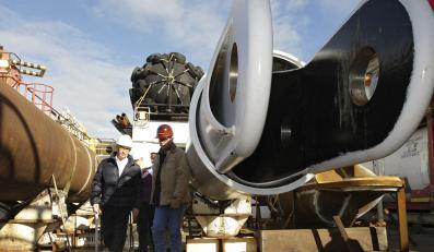 Rybacy domagają się odszkodowań od konsorcjum budującego gazociąg Nord Stream