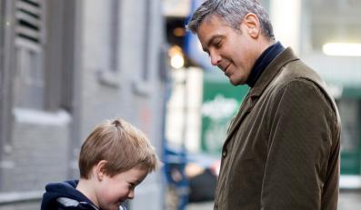 "George Clooney w filmie ""Michael Clayton"""