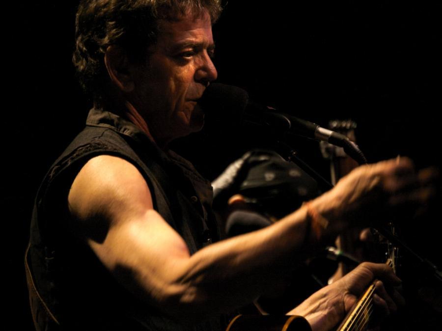 Lou Reed zagra 14 lipca w warszawskiej Sali Kongresowej