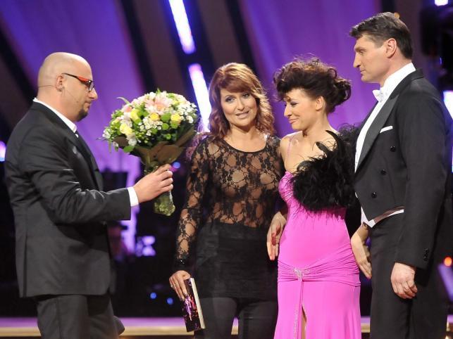Z programu odpadli pięściarz Andrzej Gołota i jego partnerka Magdalena Soszyńska-Michno