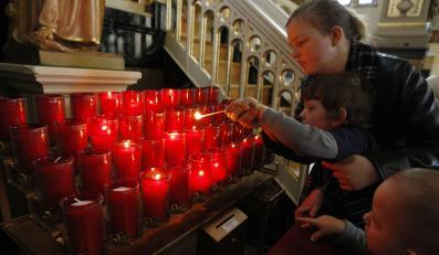 Uroczystości żałobne w Chicago po katastrofie smoleńskiej