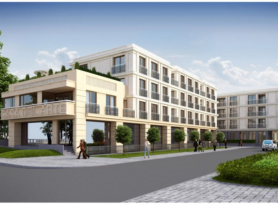 Elegancki apartamentowiec na Muranowie