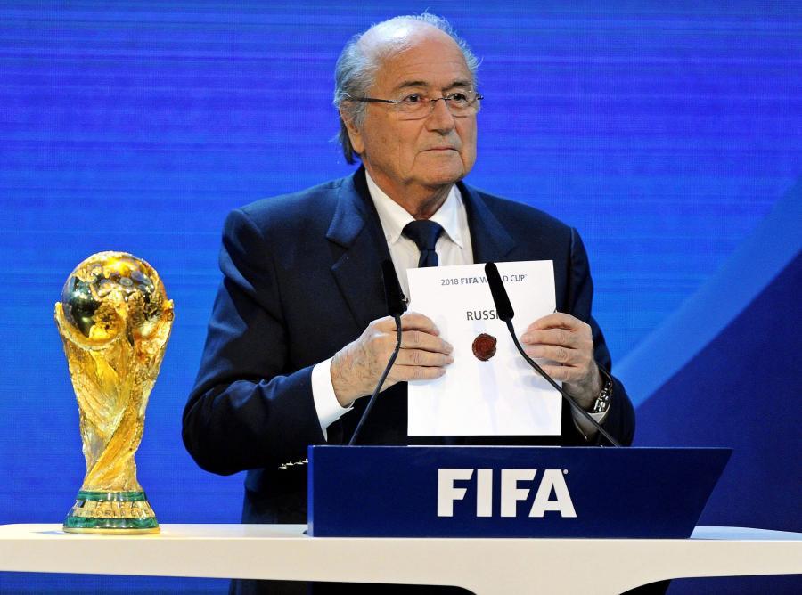 Szef FIFA: Anglicy nie potrafią przegrywać