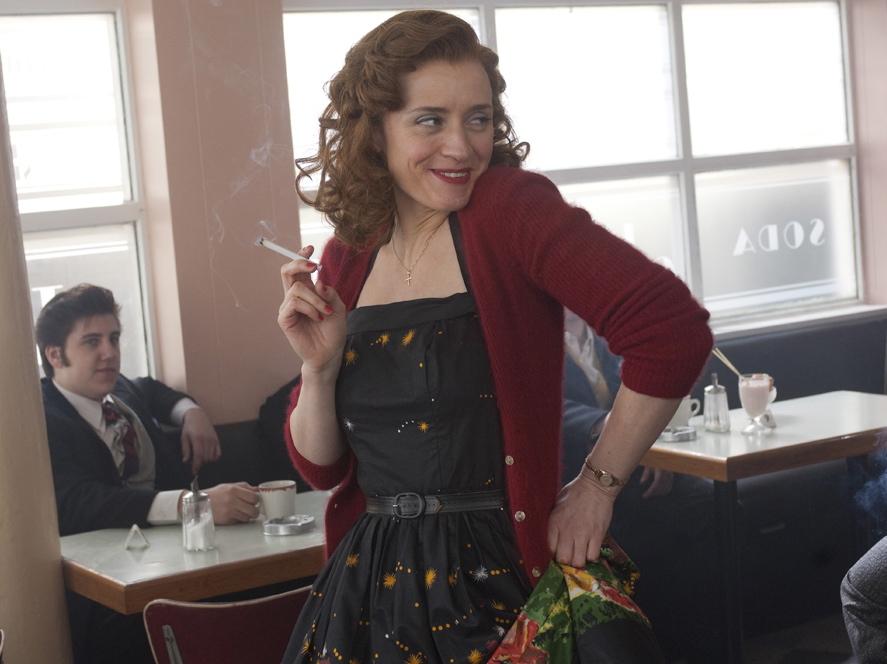 Anne-Marie Duff w filmie \
