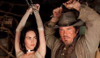 "Megan Fox w filmie ""Jonah Hex"""