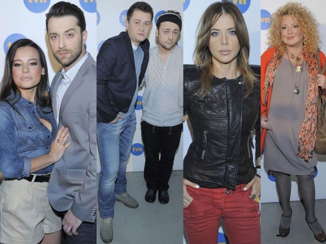 Oto gwiazdy TVN 2011