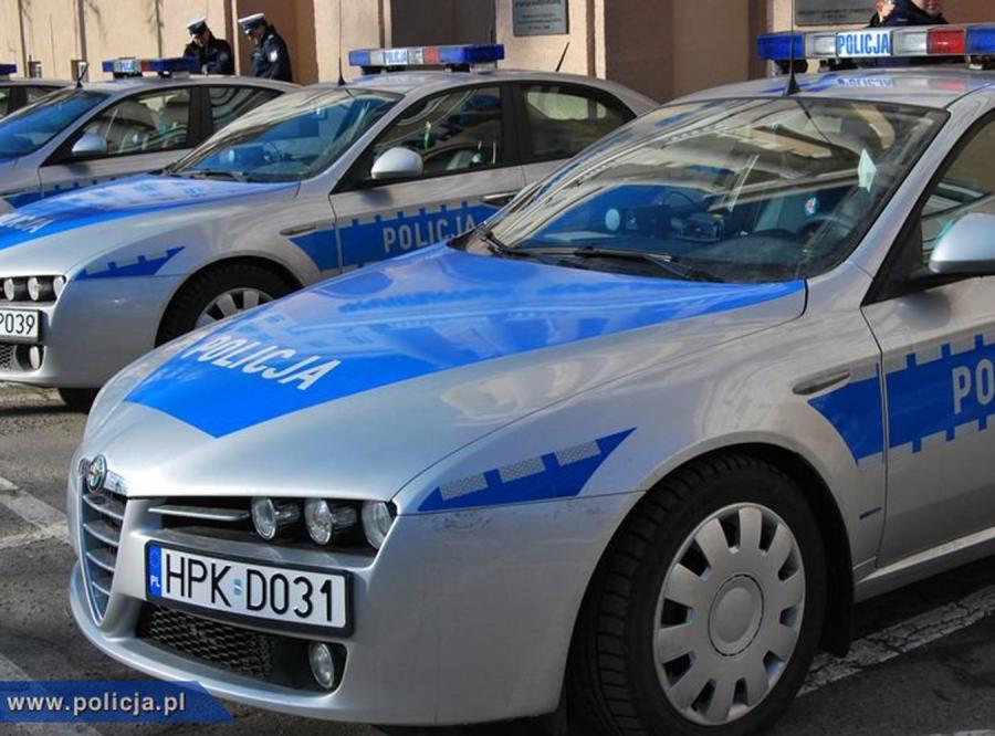 Policja szybciej pojedzie na pomoc