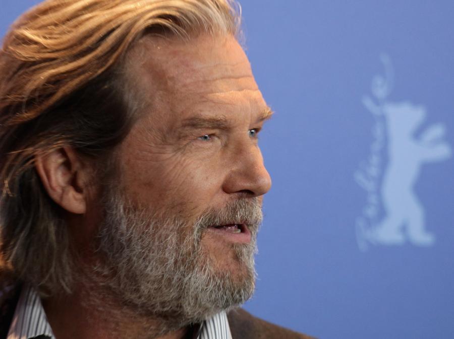 Jeff Bridges w Berlinie promuje \