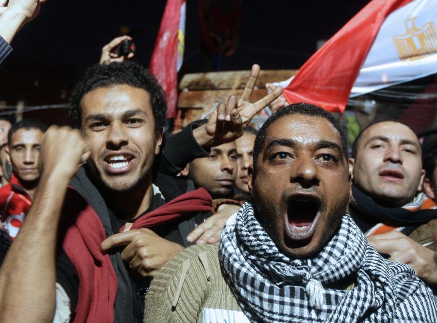 Merkel, Sikorski i Ławrow o wydarzeniach w Egipcie