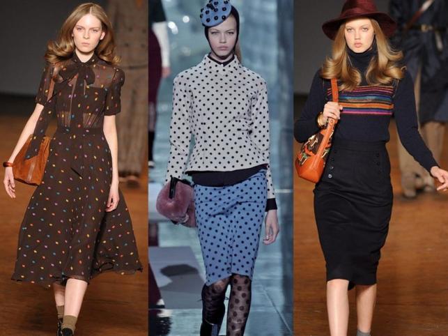Marc Jacobs w szaleństwie wzorów na New York Fashion Week