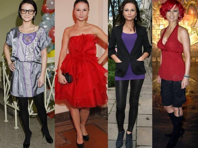 Metamorfozy Anny Wiśniewskiej: w poszukiwaniu własnego stylu