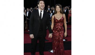 Penelope Cruz z mężem