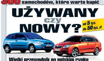 """Nowy katalog """"Auto Świata"""" w sprzedaży"""