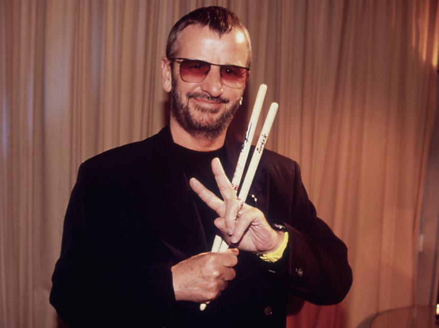 Ringo Starr po raz pierwszy w Polsce