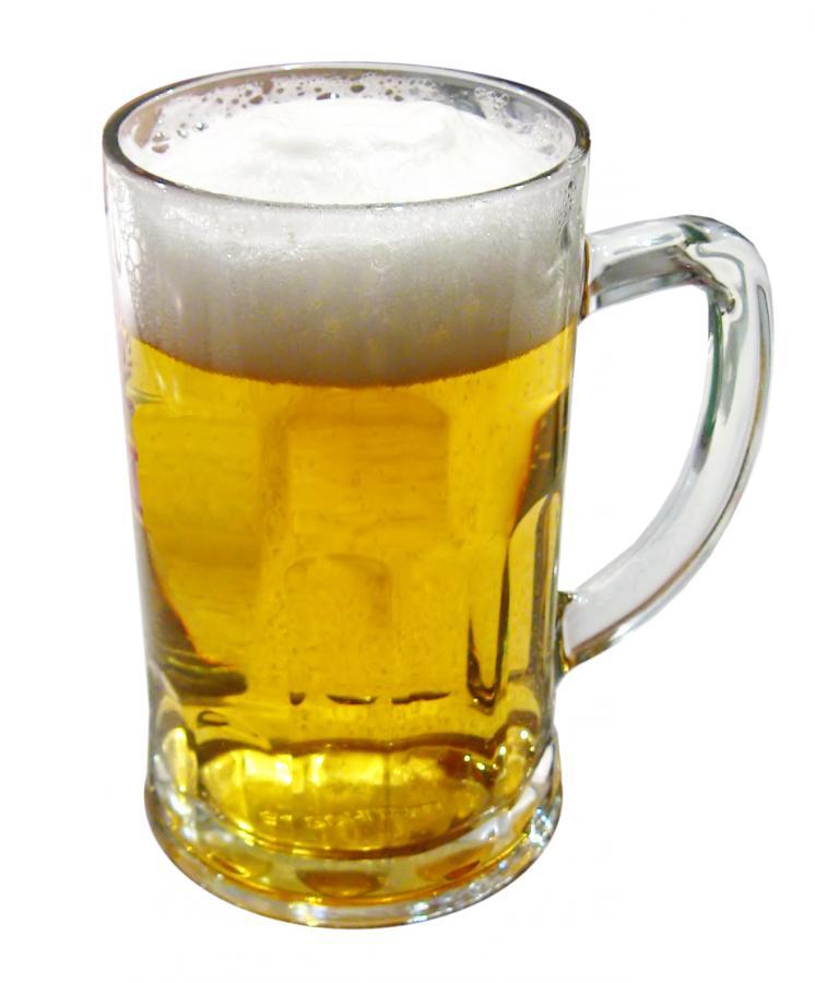 Strajkują, bo nie wolno im pić piwa