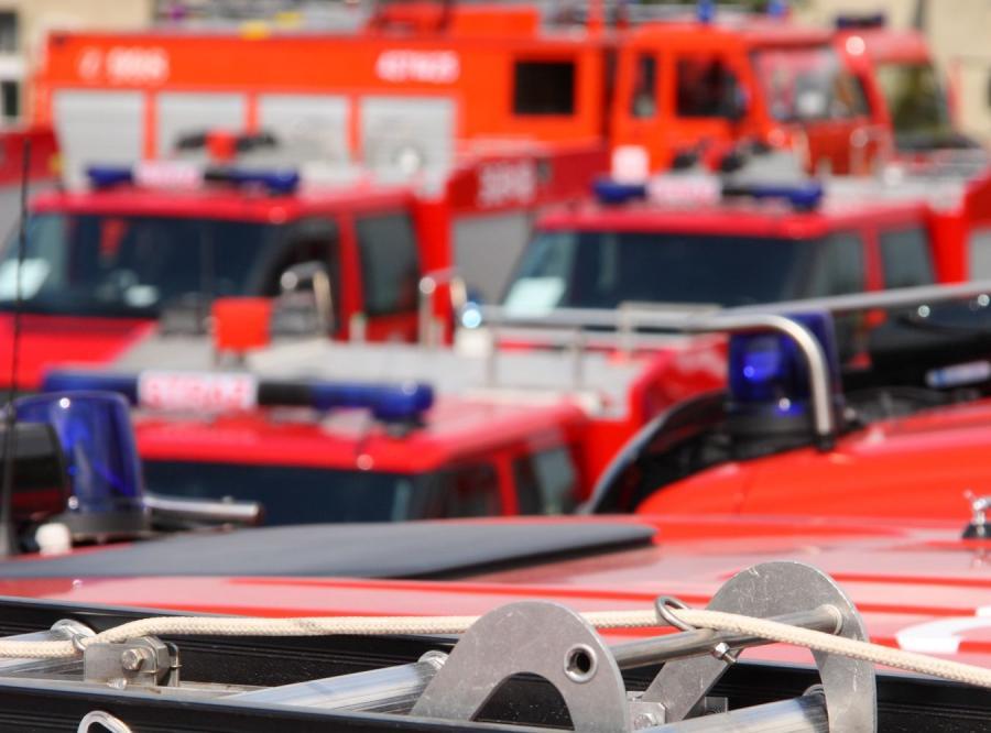 Dwie osoby zginęły w wypadku awionetki