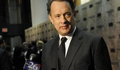 """Tom Hanks pojawi sięna """"Rockefeller Plaza 30"""""""