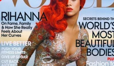 """Rihanna na okładce """"Vogue"""""""