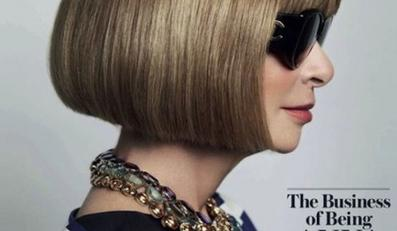 Anna Wintour to ikona w świecie mody.