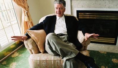 """David Lynch w filmie """"David chce odlecieć"""""""