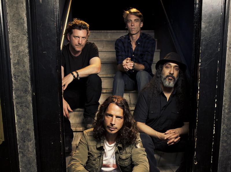 Grupa Soundgarden nagrywa nową płytę