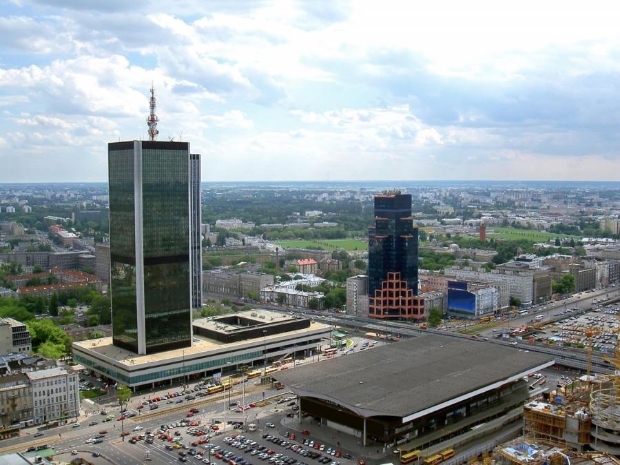 Warszawa jest jednym z najdroższych miast