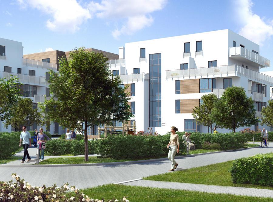 Tak będzie wyglądać kompleks Scandinavian House