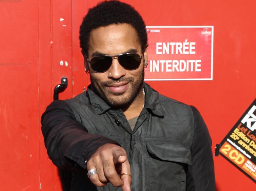 Lenny Kravitz rozpocząłkarierę aktorską
