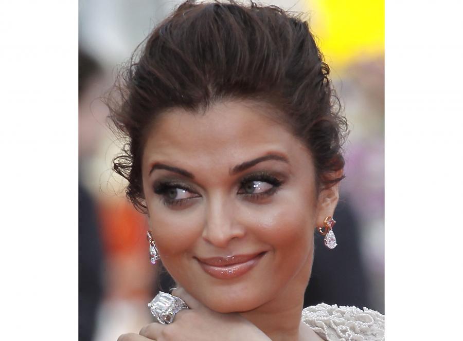 Indyjska aktorka i modelka Aishwarya Rai