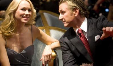 Sean Penn i Naomi Watts grają czysto