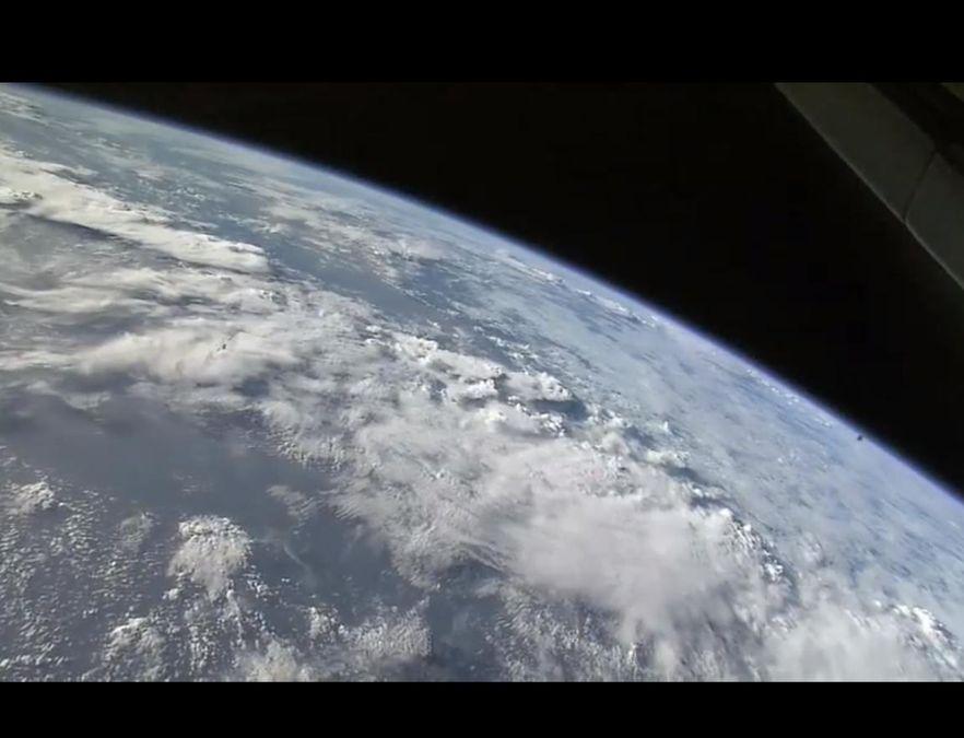 Unikalne wideo od NASA: Ziemia widziana z kosmosu