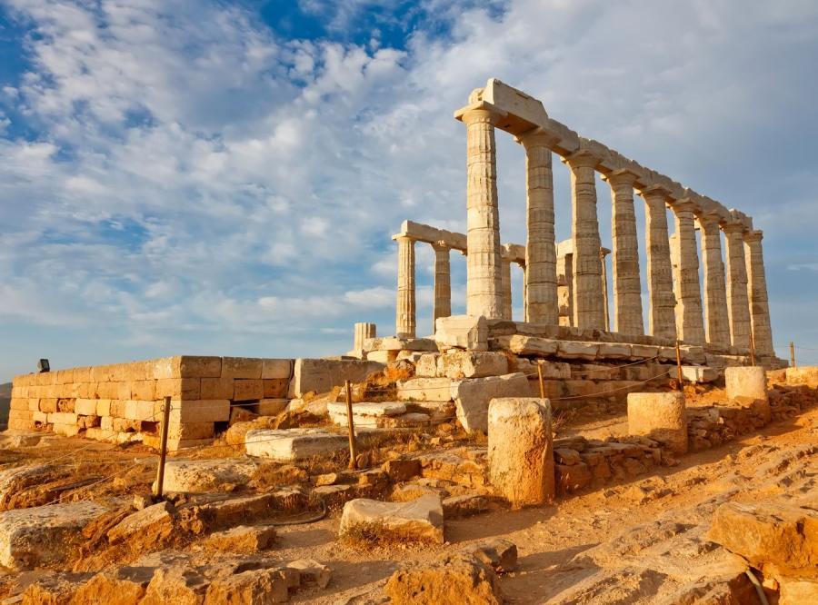 Grecja się wali